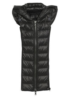 Veronica Beard Quilted Down Hoodie Dickey