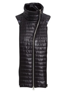 Veronica Beard Quilted Funnel Neck Dickey