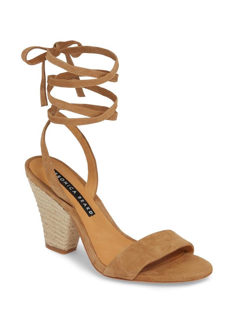 4d538da02 Veronica Beard Veronica Beard Remy Lace-Up Sandal (Women)   Shoes