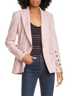 Veronica Beard Steele Wool Blend Dickey Jacket