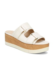 Veronica Beard Welda Platform Slide Sandal (Women)