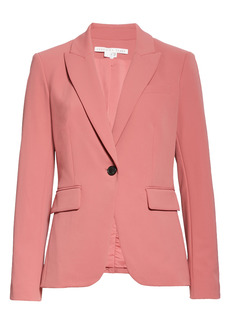 Women's Veronica Beard Cutaway Dickey Jacket