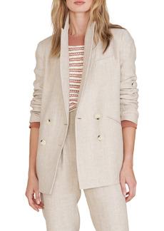 Women's Veronica Beard Parineti Linen Jacket
