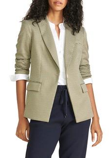 Women's Veronica Beard Zeni Check Blazer