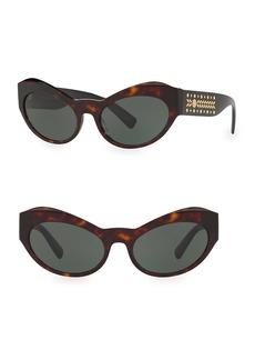 Versace 0VE4356 54MM Cat Eye Sunglasses