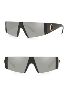 Versace 0VE4360 136MM Shield Sunglasses