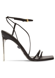 Versace 110mm Leather Sandals