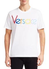 Versace 1989 Logo T-Shirt