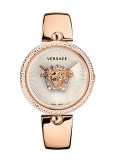 Versace 39mm Palazzo Empire Bangle Watch  Rose Gold