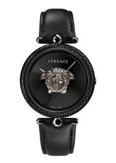 Versace 39mm Palazzo Empire Watch  Black