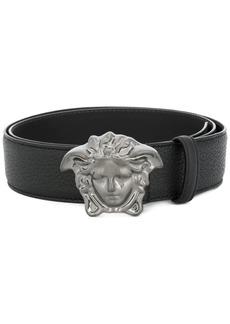 Versace 3D Medusa buckle belt