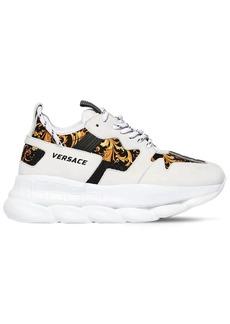 Versace 45mm Chain Reaction 2 Neoprene Sneakers