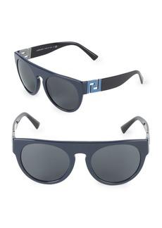 7024a4b9c01 Versace 55MM Round Sunglasses