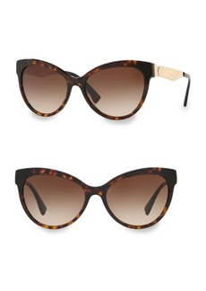 Versace 57MM 4338 Cat-Eye Sunglasses