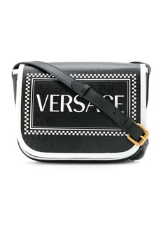 Versace 90s vintage logo cross-body bag