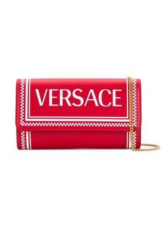 Versace 90's vintage logo wallet