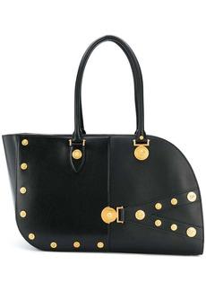 Versace asymmetric shaped shoulder bag
