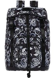 Versace Bandana Print Backpack