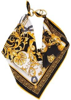 Versace Barocco Rodeo print bandana