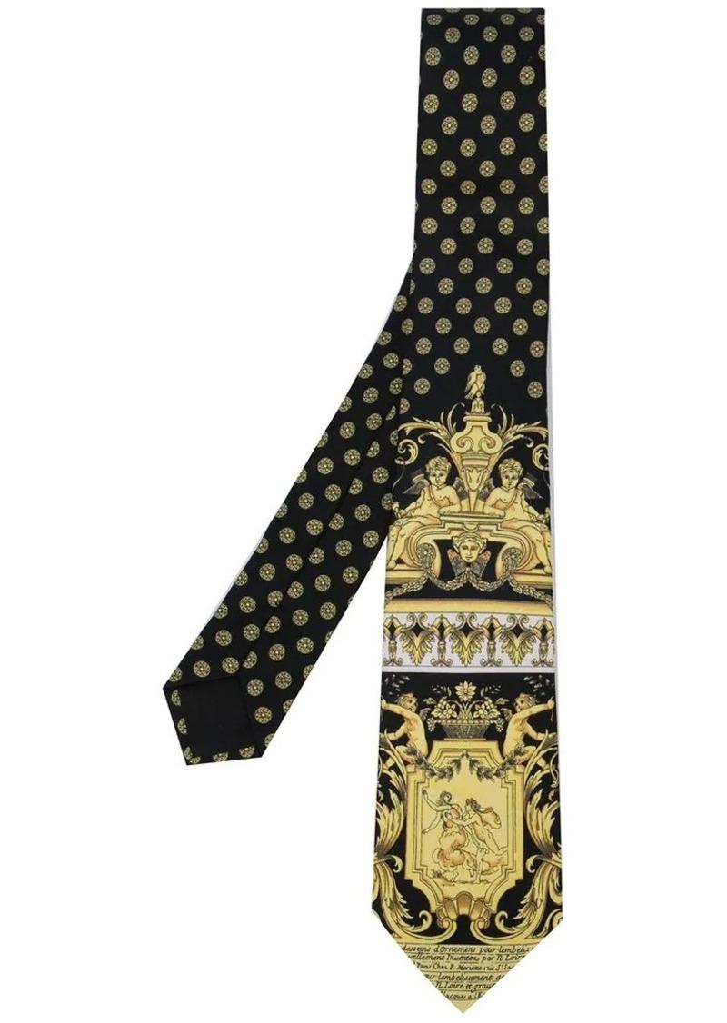 Versace Barocco Tie