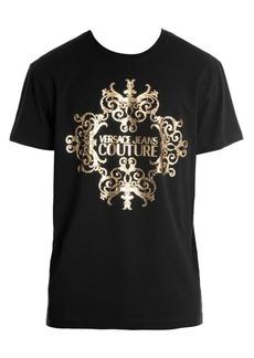 Versace Baroque Foil Logo T-Shirt