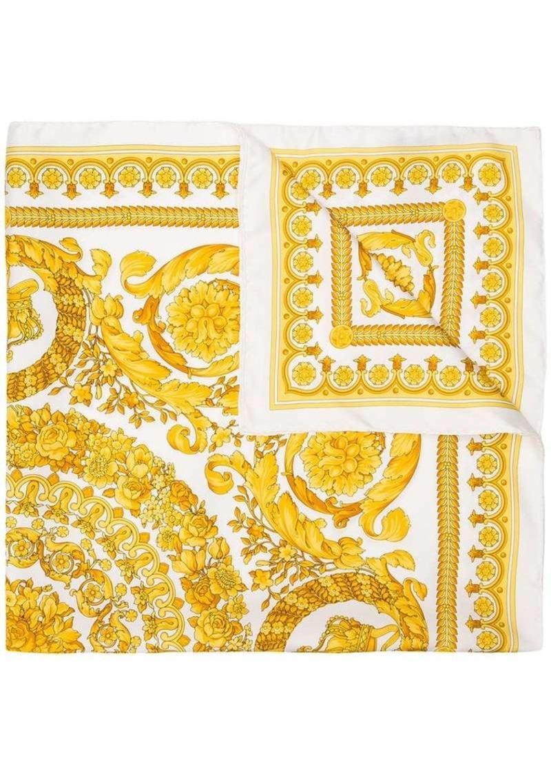 8fadbed19e Baroque FW'91 silk scarf