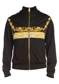 Versace Baroque Logo Track Jacket