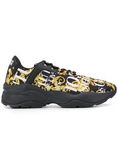 Versace baroque print sneakers