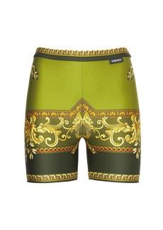Versace Baroque Printed Shorts