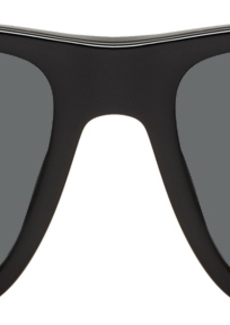 Versace Black & Gold Rock Icon Sunglasses