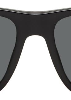 Versace Black & Gold Rock Icon Sunglasses