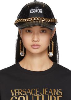 Versace Black Gold Chain VJC Cap