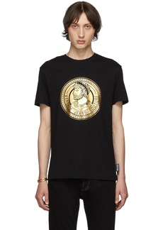 Versace Black Greek Figure T-Shirt