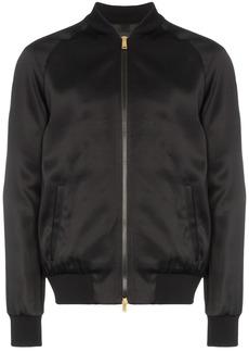 Versace Black Medusa Bomber Jacket