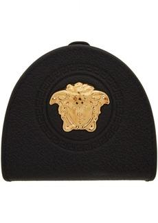 Versace Black Medusa Coin Pouch
