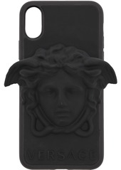 Versace Black Medusa iPhone X Case