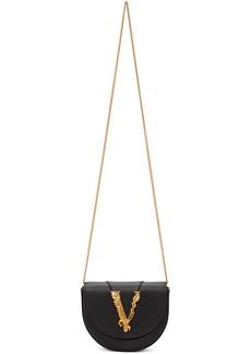 Versace Black Virtus Belt Bag