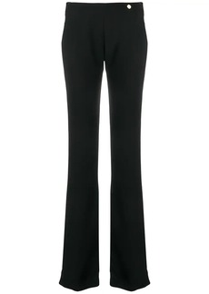 Versace bootcut trousers
