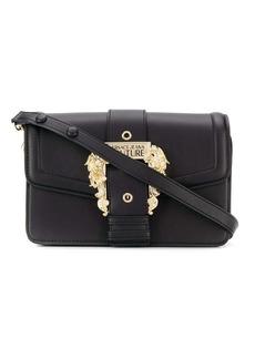 Versace buckle detail shoulder bag