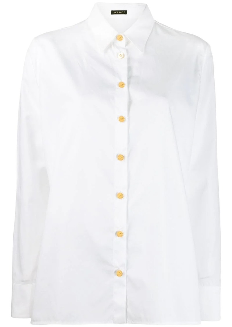 Versace button-down shirt