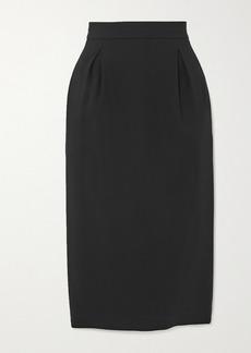 Versace Cady Pencil Midi Skirt