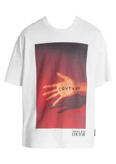 Versace Capsule Hand Graphic T-Shirt