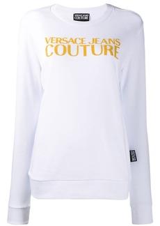 Versace Caviar Logo sweatshirt