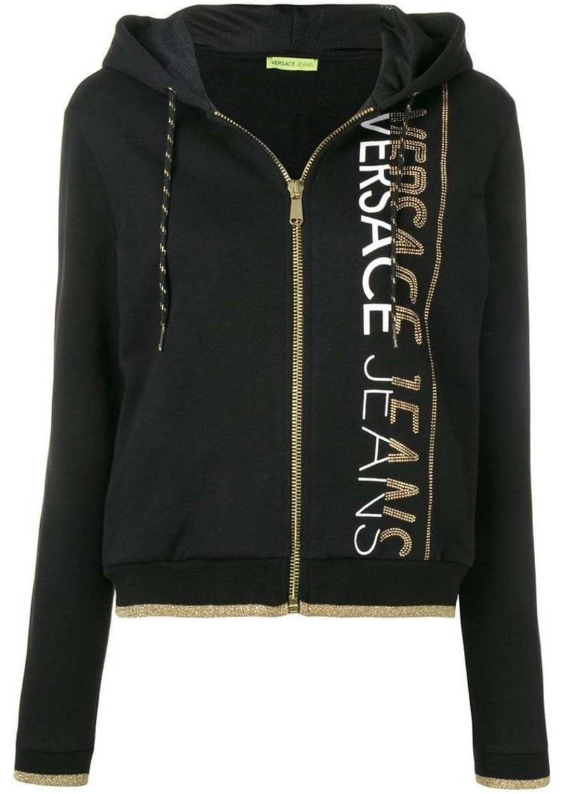 Versace classic branded hoodie