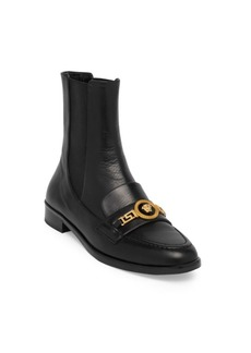 Versace Classic Leather Boots