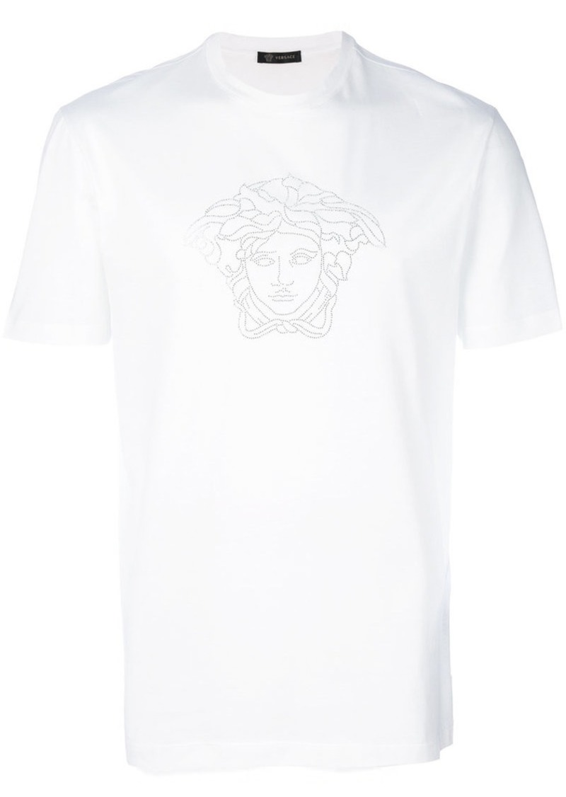 e0bb64ef Versace classic plain T-shirt | T Shirts