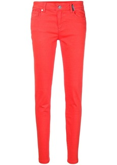 Versace classic skinny-fit jeans