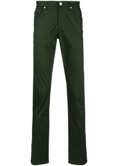 Versace classic slim trousers