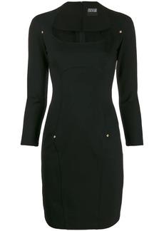 Versace comfort-fit dress