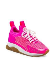 Versace Cross Chainer Mesh Sneakers